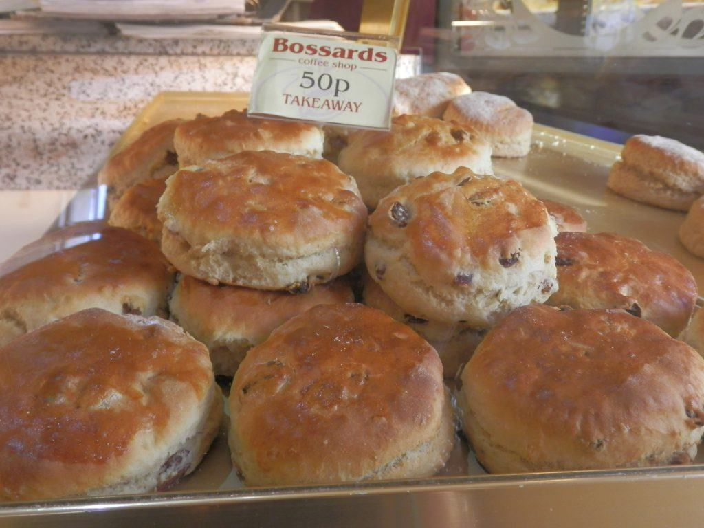 Bossards Patisserie,Scones-Oban-Where To Eat-Restaurants-Scotland
