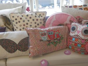 Maison Chic,Cushions-Oban-Shops and Services-Gifts & Galleries-Scotland