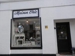 Maison Chic,Shop Front-Oban-Shops and Services-Gifts & Galleries-Scotland