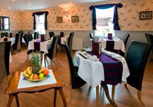 Barriemore,Dining Room-Oban-Accommodation-B and B's And Guest Houses-Scotland