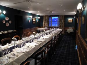 The Manor House Hotel,Function Room-Oban-Accommodation-Hotels-Scotland