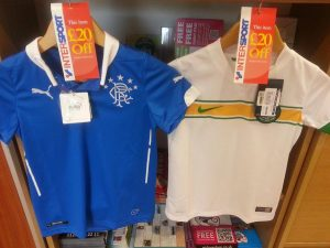 The Sports Shop,Football Shirts-Oban-Shops And Services-Shops-Scotland