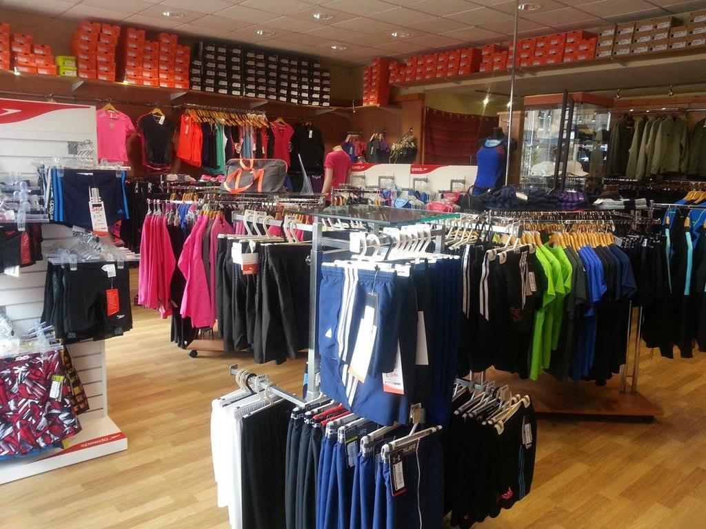 The Sports Shop-Oban-Shops And Services-Shops-Scotland