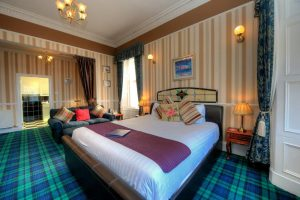 Barriemore,Bedroom-Oban-Accommodation-B and B's And Guest Houses-Scotland