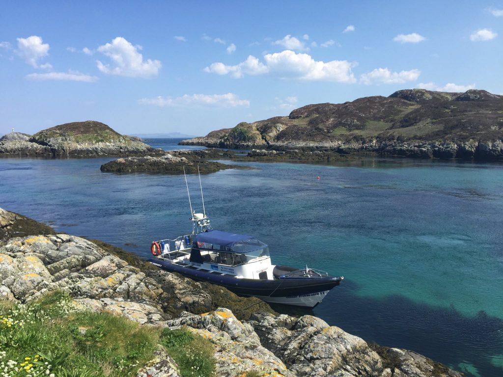 Coastal Connection-Oban-What To Do-The Sea-Scotland
