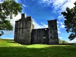 Carnassiere Castle-Nr Oban-Kilmartin-What To Do-Castles-Scotland