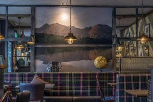 Kilchrenan Inn,Dining-Nr Oban-Accommodation-Hotels-Scotland