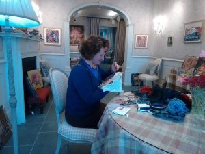 Argyll Tapestry,Lizzy Working-Oban-Shops And Services-Gifts & Galleries-Scotland