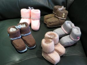 The Crafty Ewe,Booties-Oban-Shops And Services-Shops-Scotland