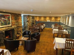The Taynuilt Etive,Sitting/Dining Area-Taynuilt-Nr Oban-Where To Eat-Restaurants-Scotland