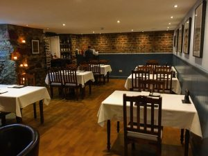 The Taynuilt Etive,Dining Room -Taynuilt-Nr Oban-Where To Eat-Restaurants-Scotland