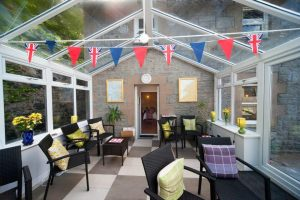 Barriemore,Conservatory-Oban-Accommodation-B and B's And Guest Houses-Scotland