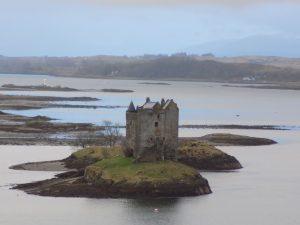 Castle Stalker-Appin-Nr Oban-Regions-North-Scotland
