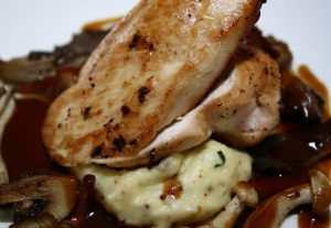 Blasta Restaurant,Chicken Dish-Oban-Where To Eat-Restaurants-Scotland
