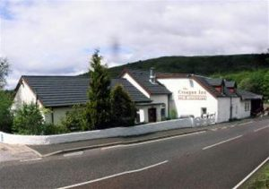 Creagan Inn,Exterior-Appin-Nr Oban-Where To Eat-Restaurants-Scotland