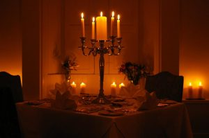 Ardanaiseig Hotel,Romance-Oban-Where To Eat-Restaurants-Scotland