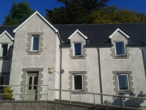 Oban Youth Hostel-Exterior-Oban-Accommodation-Caravan Parks and Hostels-Scotland
