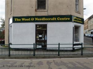 Wool & Needlecraft Centre,Shop Front-Oban-Shops And Services-Gifts & Galleries-Scotland