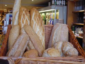 Kitchen Garden,Fresh Bread-Oban-Shops And Services-Shops-Scotland