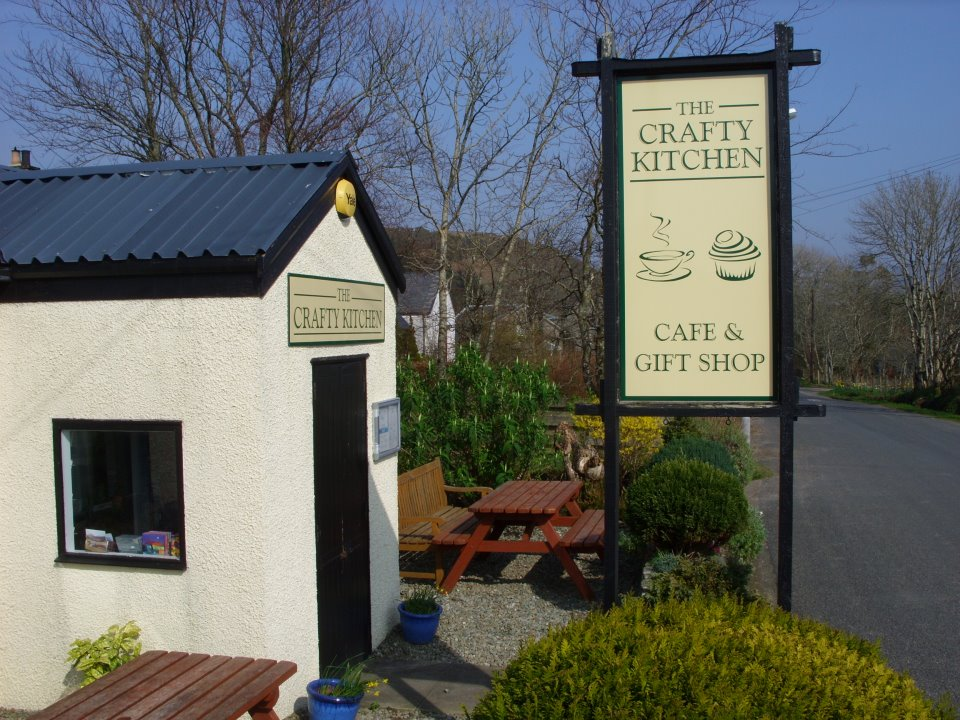 The Crafty Kitchen-Ardfern-Nr Oban-Where To Eat-Restaurants-Scotland
