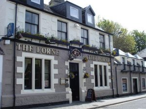 The Lorne Bar,Exterior-Oban-Where To Eat-Pubs & Bars-Scotland