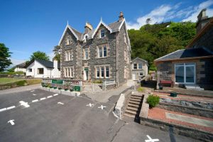 Barriemore,Exterior-Oban-Accommodation-B and B's And Guest Houses-Scotland