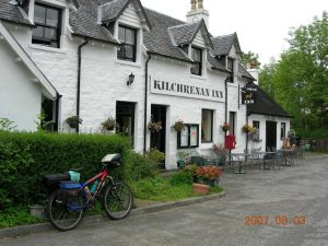 Kilchrenan Inn-Nr Oban-Accommodation-Hotels-Scotland