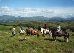 Achnalarig Riding Stables,Trekking-Oban-What To Do-Activities-Scotland