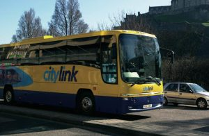 Scottish Citylink,transport, train service, Oban Scotland