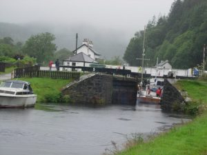 Crinin Canal-Nr Oban-Regions-South-Scotland