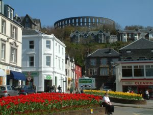 Oban Centre-Regions-Scotland