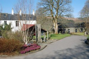 Kilmartin Museum,Grounds-Nr Oban-What To Do-Museums And Galleries-Scotland