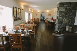 The Hawthorn Restaurant,Interior-Nr Oban-Where To Eat-Restaurants-Scotland