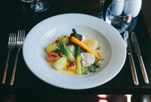 The Hawthorn Restaurant,Seafood Stew-Nr Oban-Where To Eat-Restaurants-Scotland