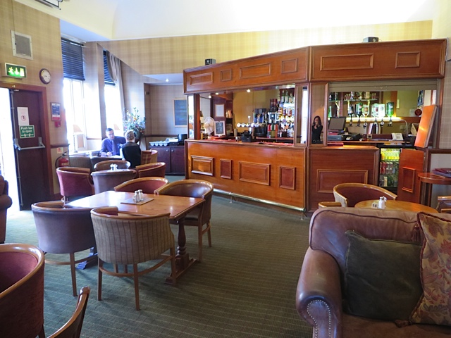 Lounge Bar At The Royal Hotel-Oban-Where to Eat-Restaurants-Scotland