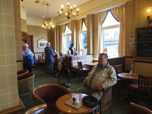 Lounge Bar At The Royal Hotel,Space For Groups-Oban-Where to Eat-Restaurants-Scotland