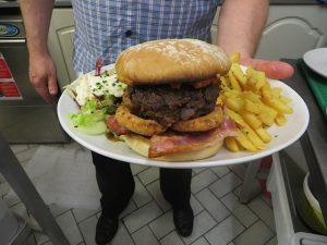 Coasters Bar,Burger and Chips-Oban-Where To Eat-Pubs And Bars-Scotland