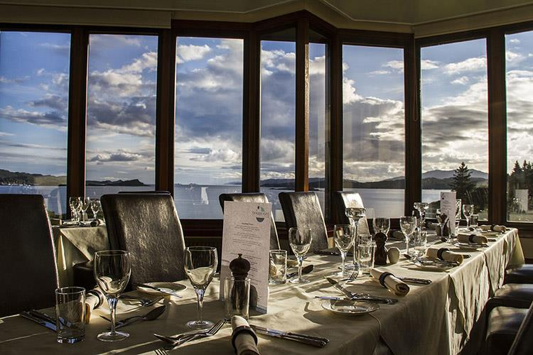 Loch Melfort Hotel Restaurant-Oban-Where To Eat-Restaurants-Scotland