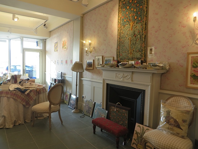 Argyll Tapestry,Interior-Oban-Shops And Services-Gifts & Galleries-Scotland