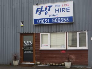 Flit Self Drive Ltd,Exterior-Oban-Transport-Car Hire-Scotland