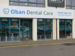 Oban Dental Care,Exterior-Oban-Shops And Services-Services-Scotland