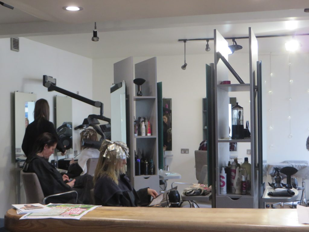 The Ark Hairdressing-Oban-Shops And Services-Services-Scotland