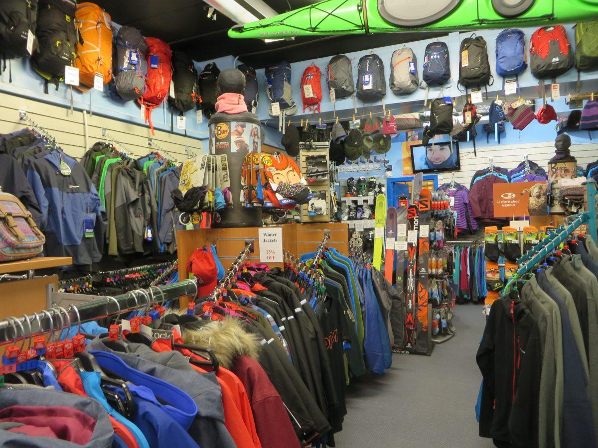 Edge clothing stores
