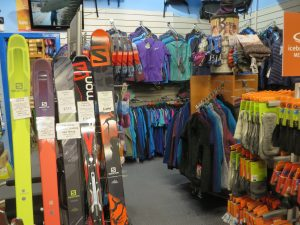 Outside Edge,Ski Gear-Oban-Shops And Services-Shops-Scotland