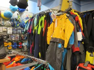 Outside Edge,Ski Wear-Oban-Shops And Services-Shops-Scotland