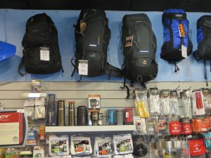 Outside Edge,Camping Gear-Oban-Shops And Services-Shops-Scotland