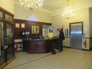 The Royal Hotel,Reception-Oban-Accommodation-Hotels-Scotland