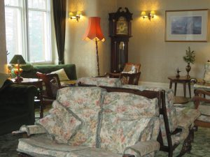 Falls Of Lora Hotel,Lounge-Nr Oban-Accommodation-Hotels-Scotland