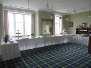 Falls Of Lora Hotel,Function Room-Nr Oban-Accommodation-Hotels-Scotland