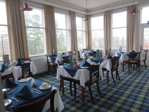 Falls Of Lora Hotel,Dining-Nr Oban-Accommodation-Hotels-Scotland